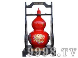五谷御酒・十斤红色葫芦瓶