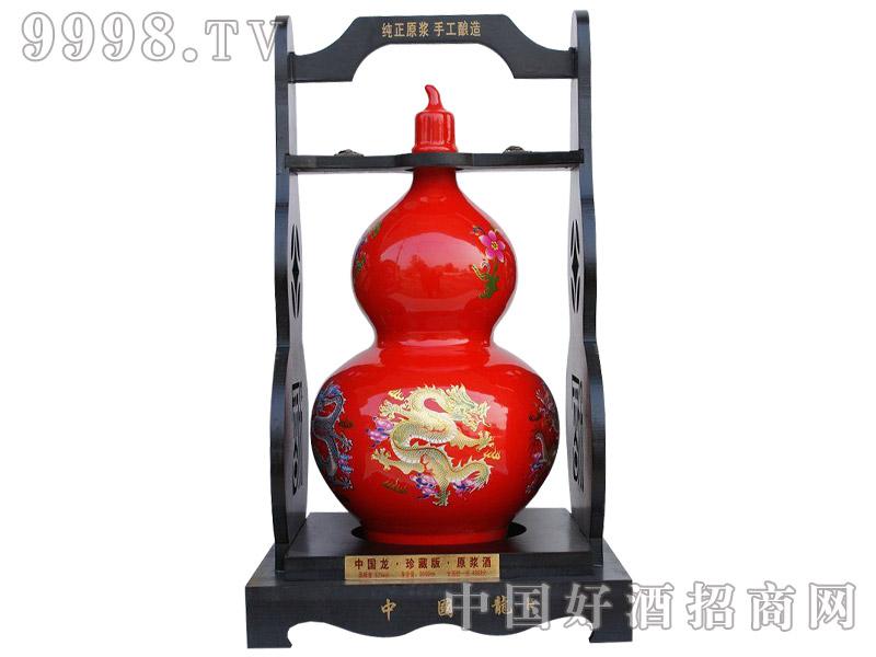 五谷御酒·十斤红色葫芦瓶