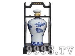 五谷御酒・青花国瓷