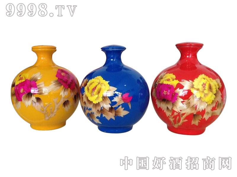 五谷御酒·花开富贵(坛)