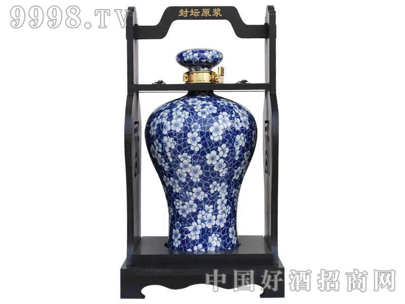 五谷御酒·青花瓷
