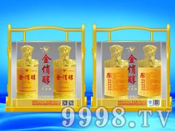金俏醇苦荞酒(贵宾礼盒)