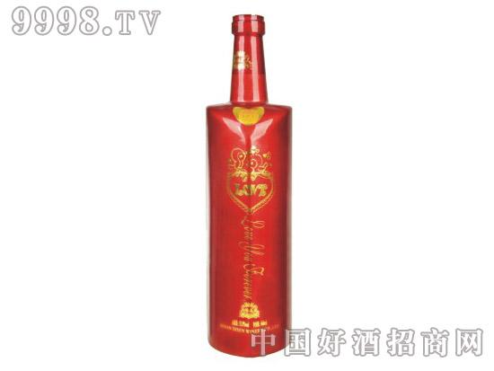 帝森666赤霞珠干红葡萄酒