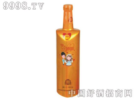 帝森999赤霞珠干红葡萄酒