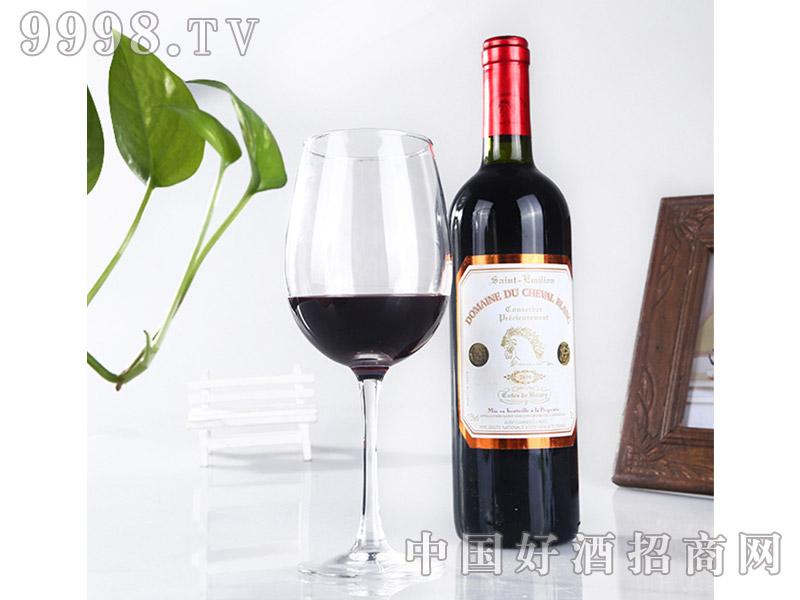 白马酒庄2010珍藏干红