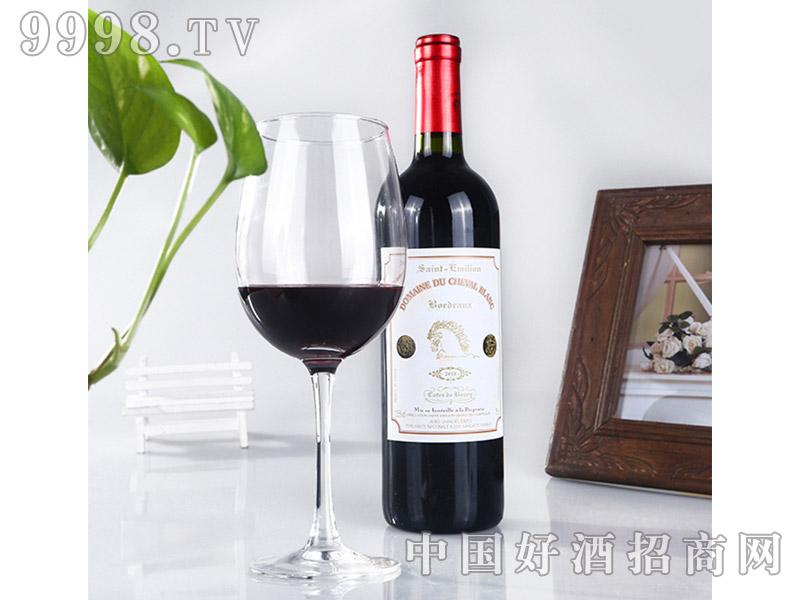 白马酒庄2010波尔多干红