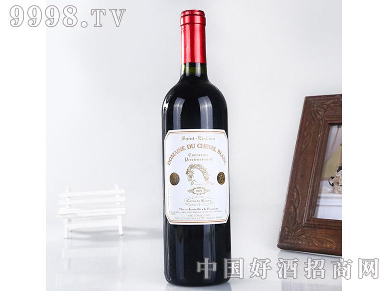 白马酒庄2009珍藏