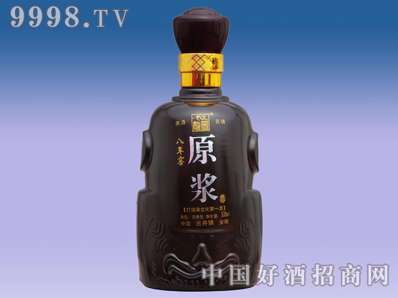 纯粮酿造原浆酒8(瓶装)