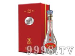 A21老白干珍藏封坛原浆30(红盒)