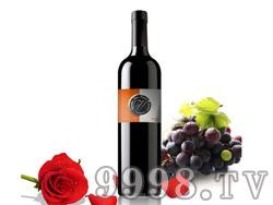 昂尔娜古堡美乐干红葡萄酒
