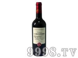 布列塔尼干红葡萄酒