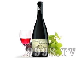 昂尔娜古堡典藏干红葡萄酒