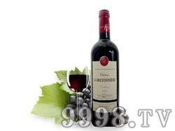 布列塔尼至美干红葡萄酒