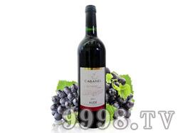 卡拉娜奥德干红葡萄酒
