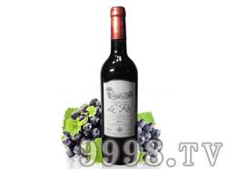 岩石城堡红葡萄酒