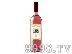 月亮桃红葡萄酒