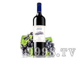 伯爵弗金斯干红葡萄酒