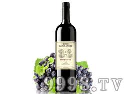金爵西拉干红葡萄酒