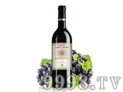 太阳赤霞珠红葡萄酒