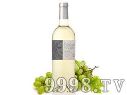 慕斯卡黛白葡萄酒