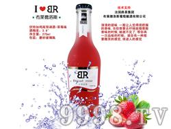 布莱德洛斯草莓味预调伏特加鸡尾酒