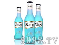 蓝玫瑰味威士忌鸡尾酒(预调酒)275ml