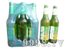 麦香啤酒塑包1x9