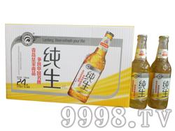 330ml纯生啤酒