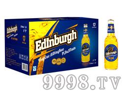 爱丁堡啤酒蓝啤