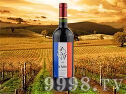 拉提亚干红葡萄酒