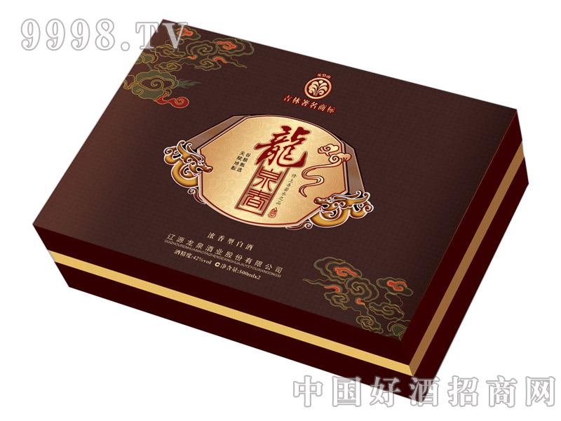 祺顺礼盒(龙泉春)