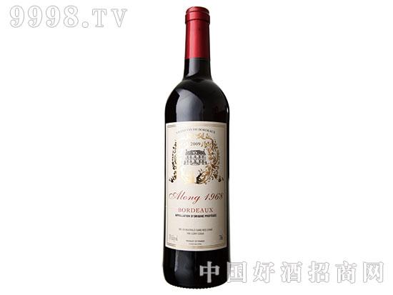 奥隆1968-波尔多红葡萄酒2009