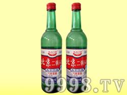 复兴门楼北京二锅头56度500ML绿瓶