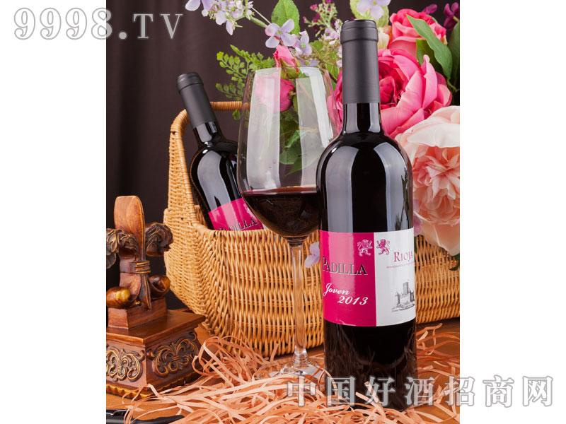 帕迪拉-年份葡萄酒2013