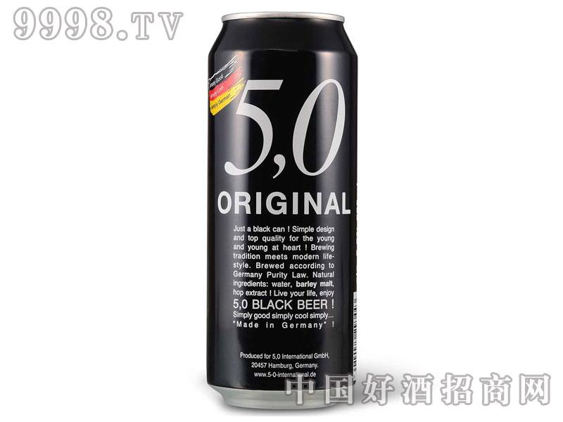 5.0黑千赢国际手机版500ML
