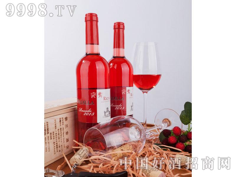帕迪拉-桃红葡萄酒2013