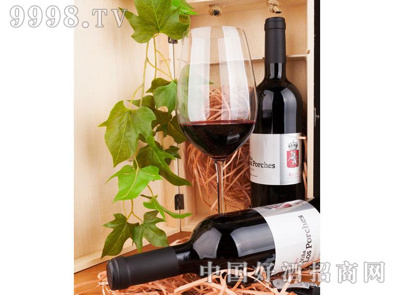 楼廊庄园-陈酿葡萄酒2011