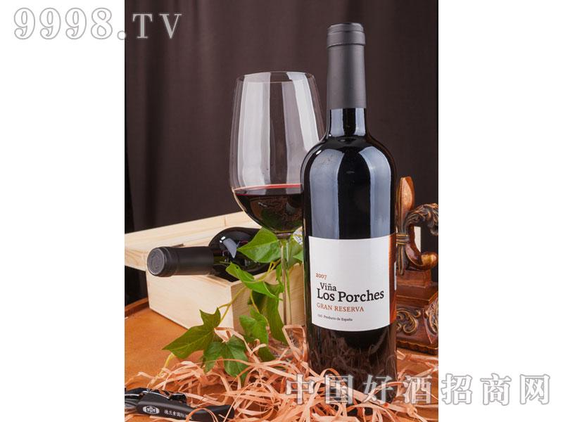 楼廊庄园-特级珍藏葡萄酒2007