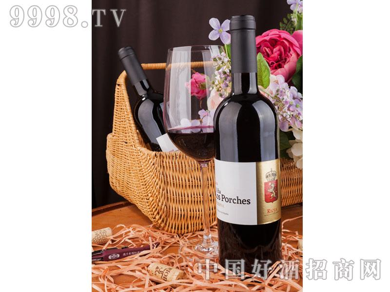 楼廊庄园-珍藏葡萄酒2010