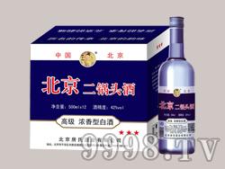 北京二锅头酒(蓝色)
