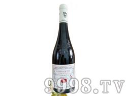 法国原瓶进口旺度酒庄路易歌德皇家骑士干红葡萄酒餐酒