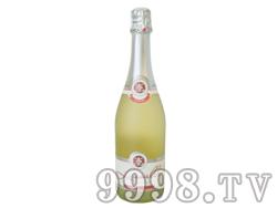 法国原瓶进口香槟起泡酒节日用酒低酒精度乐滋荔枝起泡酒