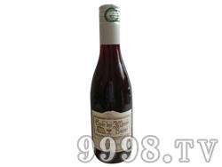 法国原瓶进口西餐厅专用AOC麦斯芭斯干红葡萄酒250ml