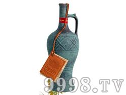 格鲁吉亚陶瓷瓶系列圣徒干红葡萄酒
