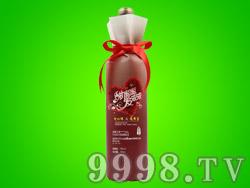 果溢宝品牌7度蓝莓王酒(甜蜜蜜爱浓浓)
