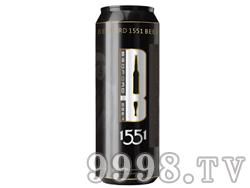 12°P贝德福德1551黑啤听装