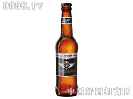 12°P贝德福德1551黑啤瓶装
