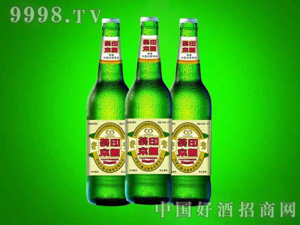 燕京印象590ml