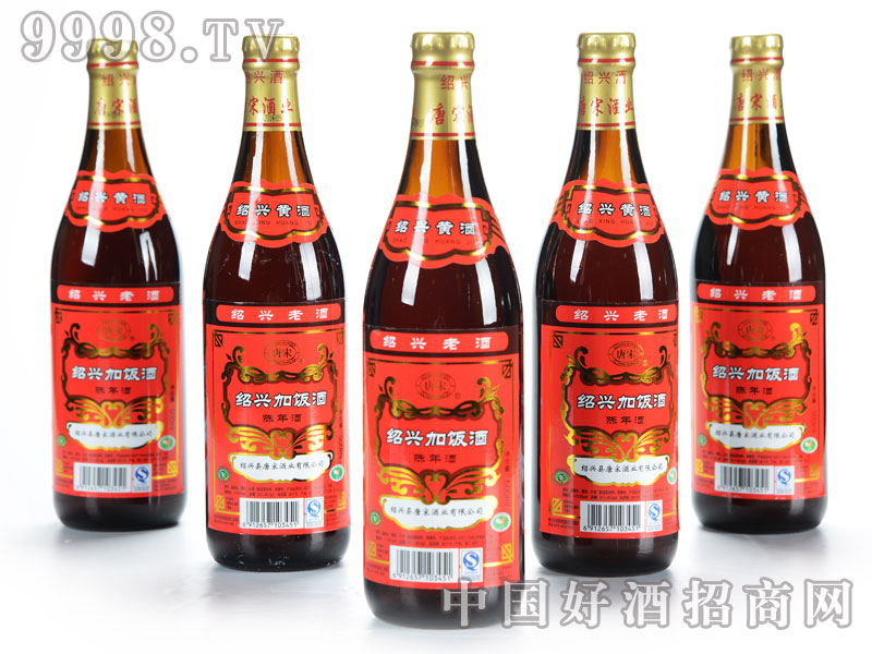 绍兴加饭酒陈年500ml
