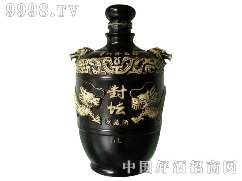 封藏白酒-高档定制酒(顶天瓶)